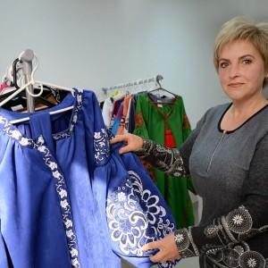 """Коломийська """"Лелітка"""" робить вишиванку модним брендом"""