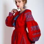 Сукня вишиванка «Ноти щастя»