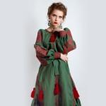 Сукня вишиванка «Стриманість»