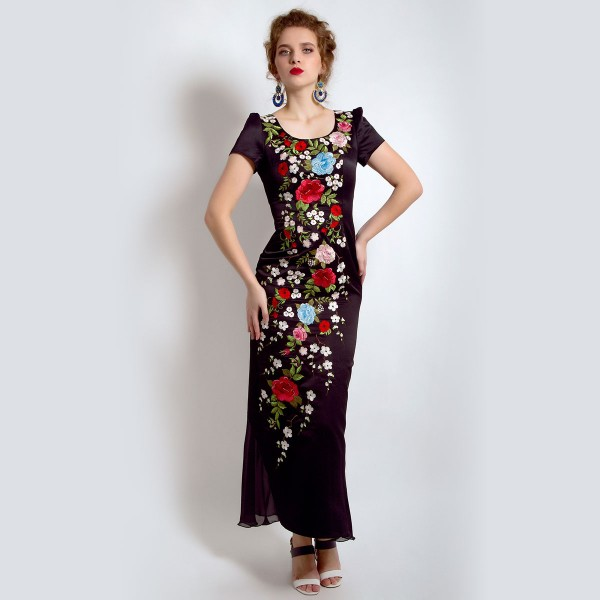 Сукня вишиванка «Вишуканість»