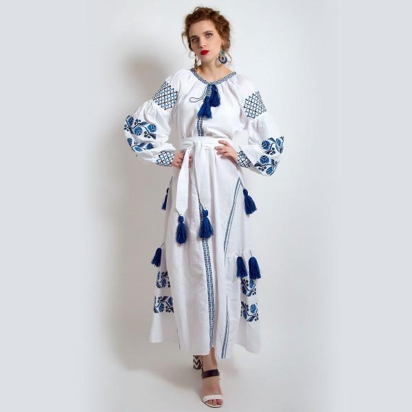 Сукня вишиванка «Граціозність»