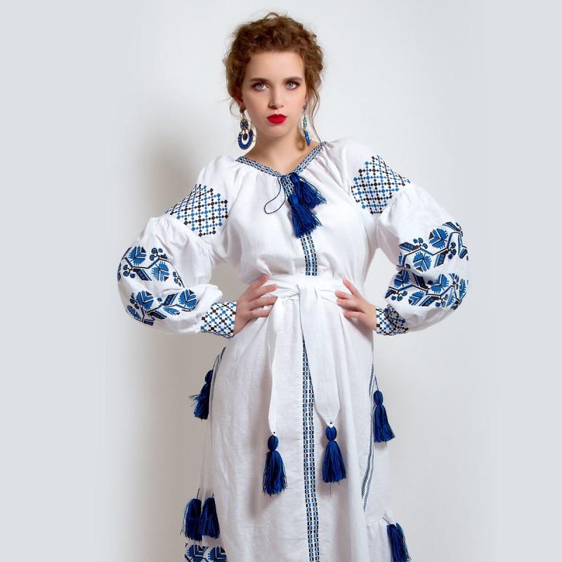 Сукня вишиванка «Граціозність» 8c6dc08cd449a