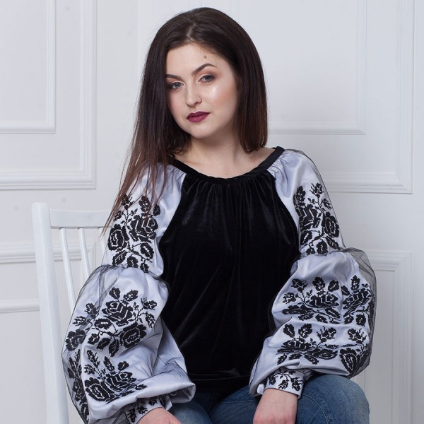 Блуза «Blackwhite»