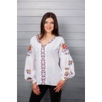 "Embroidered shirt ""Light Spring"""