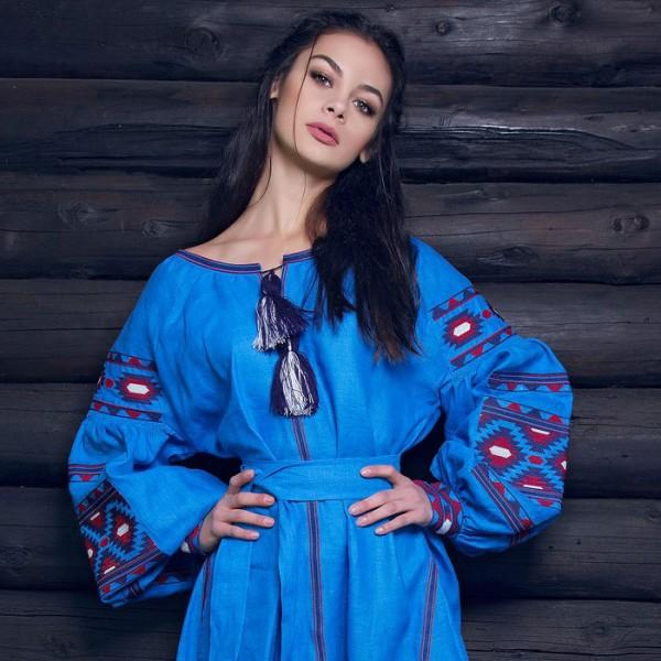 """Вишиване плаття """"Берегиня"""""""