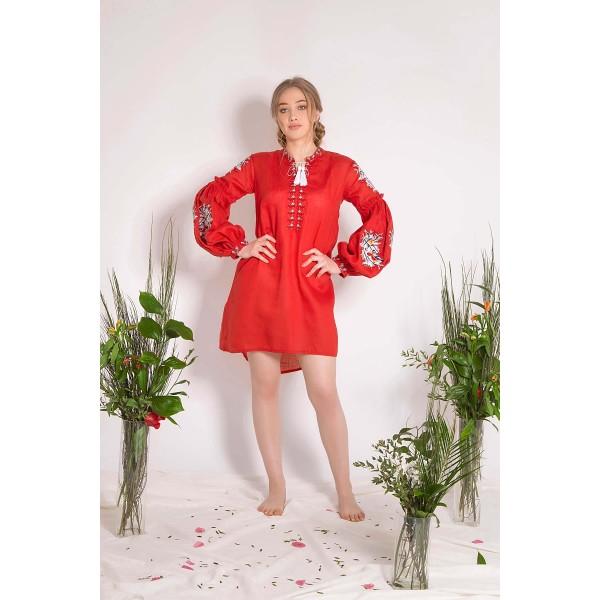 """Вишита сукня """"Red"""""""